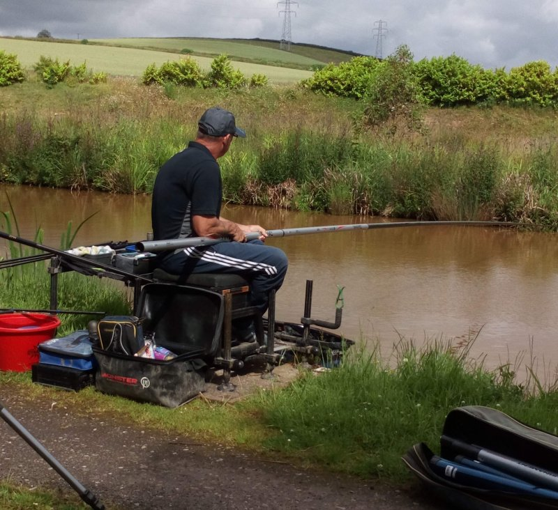 PITTSHILL ANGLING CLUB MATCH. 30/06/19